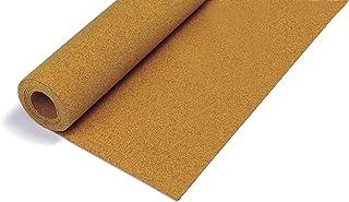 "QEP Natural Cork Underlayment Roll - 1/4"" (6 mm) - 200 sq. ft., 48"" x 50` (72000Q)"