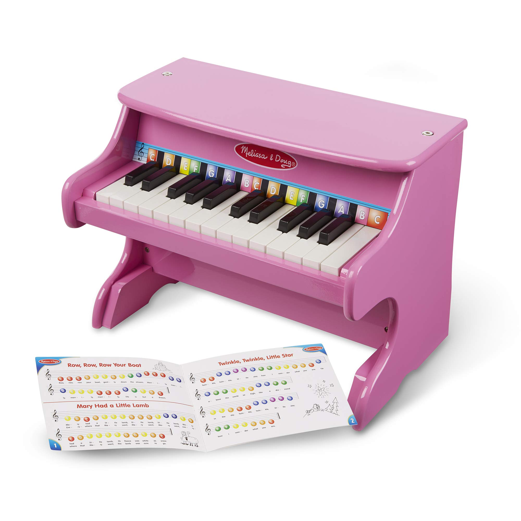 Melissa Doug Learn Color Coded Songbook