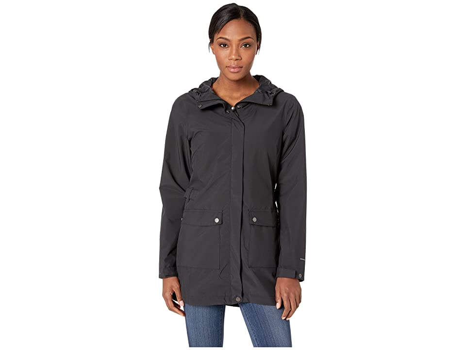 Columbia Here and Theretm Trench Jacket (Black) Women