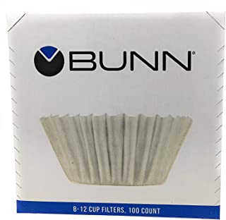 Paper Coffee Filter (Pack of 2, 100 count each)