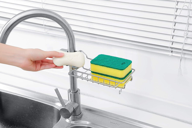 Faucet Storage Portland Mall Super Special SALE held Rack,Holder Sink Kitchen Organizer for Caddy