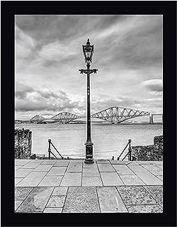 Forth Rail Bridge and lamp Post, Scotland, FTBR-1812 by Assaf Frank 31