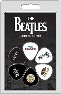 Perri's Leathers LP-TB1 The Beatles Guitar Picks, 6-Pack