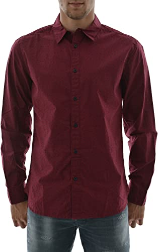 Pepe Jeans Chemise calengol Rouge
