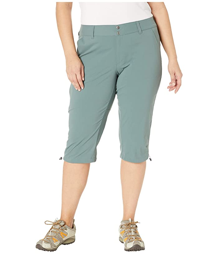 Columbia Plus Size Saturday Trail Trade Ii Knee Pant