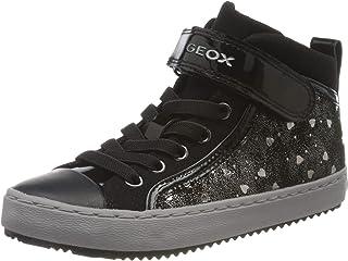 Geox J Kalispera Girl J744GI0DHAS, Sneaker