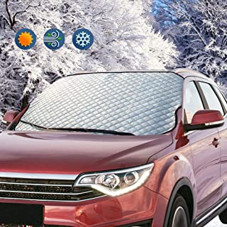 Sommer Sonnenschutz Auto Frontscheibe Universal Fit Womdee 6 Pcs Autofenster Sonnenschutz Halten Sie Ihr Fahrzeug K/ühl UV-Strahlen Sonnenblende Sch/ützen Sonnenreflektor