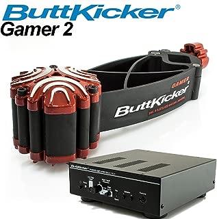 buttkicker gamer 2 pc setup