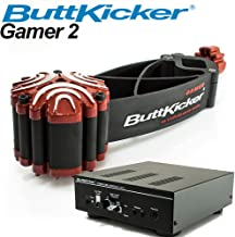the buttkicker gamer