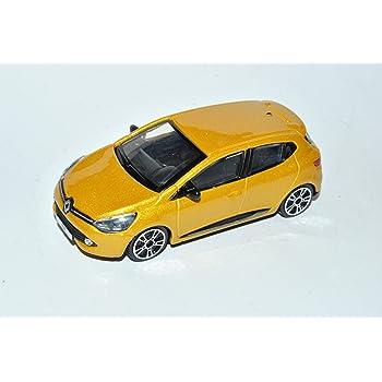 Renault Clio RS 16 IV X98 Gelb 5 Türer 4 Generation Ab 2012 Nr 629 1//18 Otto Mo