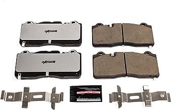 Power Stop Z26-1835 Front Z26 Street Warrior Carbon-Fiber Ceramic Brake Pads