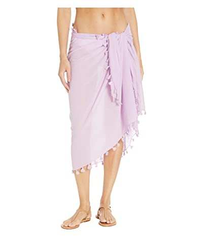 Seafolly Cotton Gauze Sarong (Lilac) Women