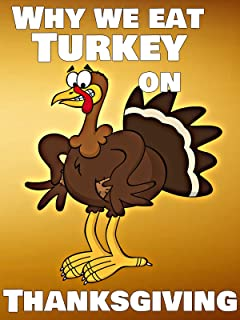 Why We Eat Turkey on Thanksgiving