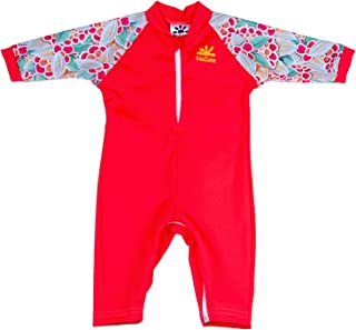 Fiji One-Piece UPF 50+ Baby Swimsuit in Fun Prints - UV Sun Protection