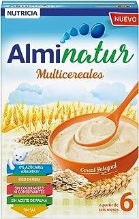 Alminatur Papilla de Multicereales a Partir de Los 6 Meses - 230 g