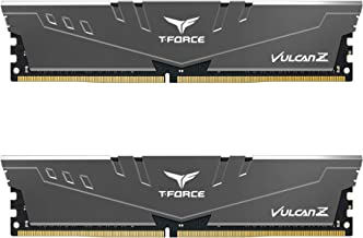 TEAMGROUP T-Force Vulcan Z DDR4 16GB Kit (2x8GB) 3000MHz...