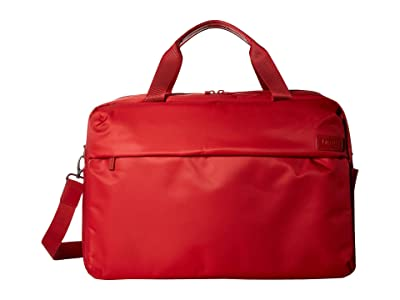 Lipault Paris City Plume Duffel Bag (Cherry Red) Bags