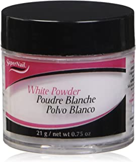 super nail White Powder, 0.75 Ounce