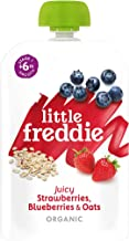 Little Freddie Organic Baby Food - Strawberries, Blueberries