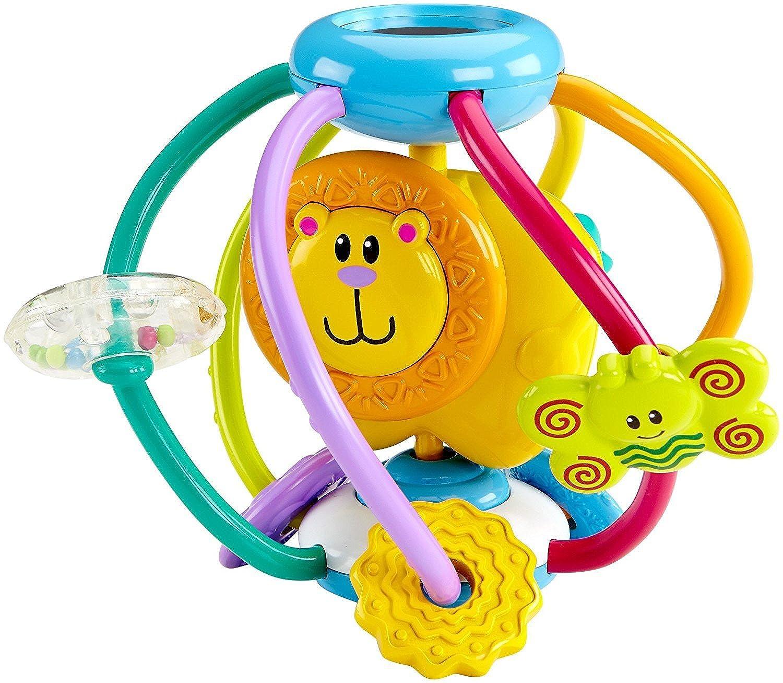 Fisher-Price Growing Baby Shake & Rattle Bead Ball [並行輸入品]