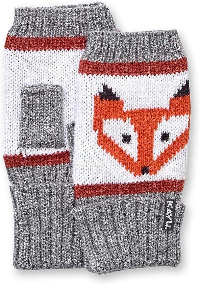 KAVU Montana Mittens - Womens Warm Fingerless Gloves