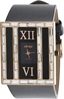 Xetex Wrist Watch For Women Analog Leather, X6153