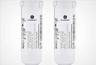 GE XWF Refrigerator Water Filter (2-Pack)