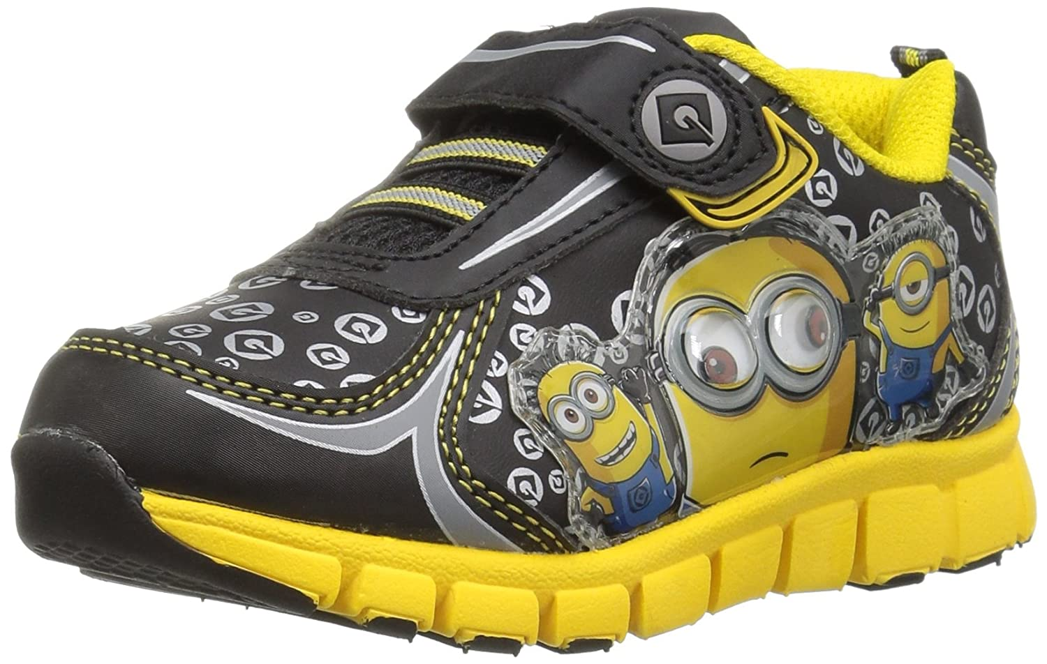 [Despicable Me] ユニセックス?キッズ BLK-YLW ATH SHOE