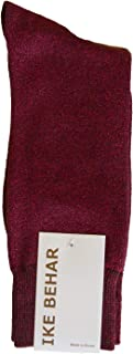 Men's Designer Glitter Dress Socks, Fits Shoe Sizes 7-12