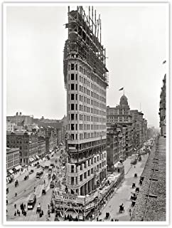 Best flatiron building new york poster Reviews