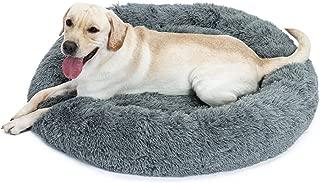 Azul Cesta para Perros Lavable a m/áquina Apta para Perros o Gatos Medium c/ómoda Cama para Mascotas Zeagro Cama para Perros y Gatos Cama Super Suave para Mascotas