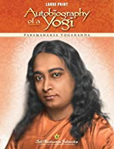 Autobiography of a Yogi - Large Print Edition (Self-Realization Fellowship)