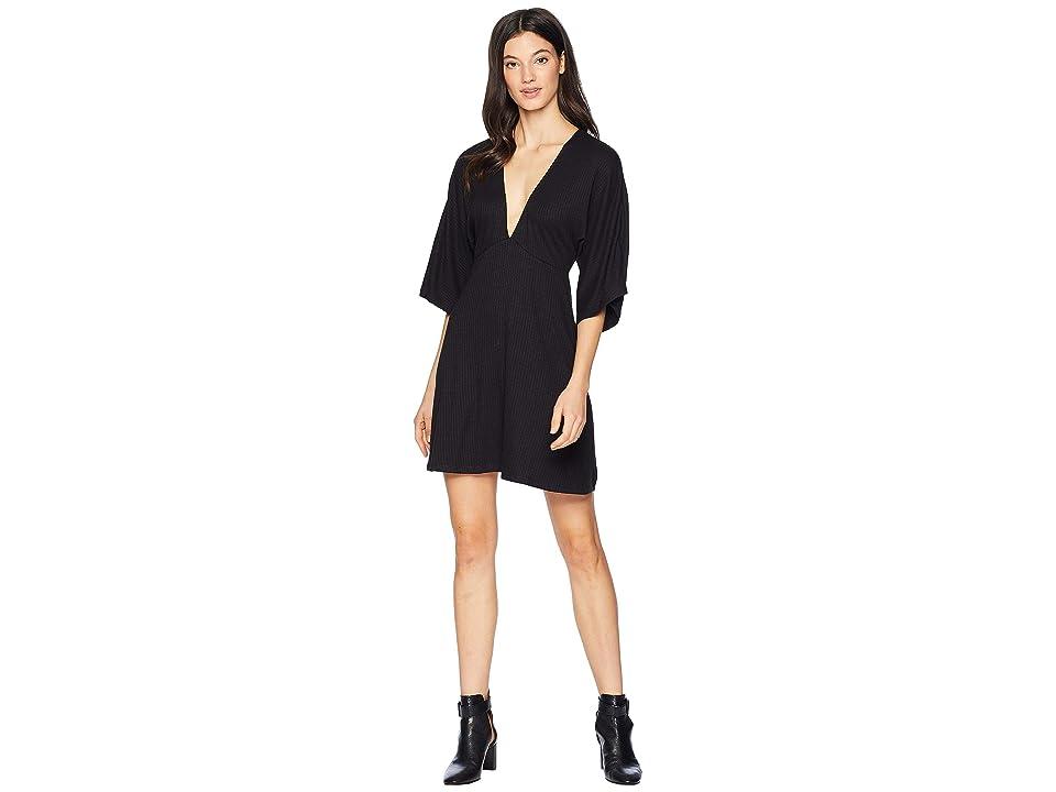 Amuse Society Belleza Dress (Black) Women