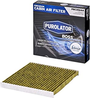 Best putting air freshener in cabin air filter Reviews