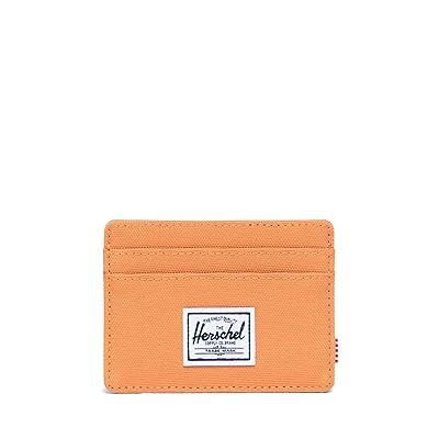 Herschel Supply Co. Charlie RFID (Papaya) Wallet Handbags