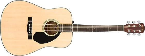 Fender Classic Design CD-60S Dreadnought Acoustic Guitar (Natural)