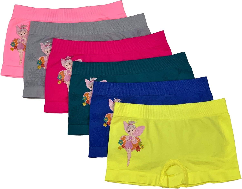 sale Sophia Girl's Seamless Panty safety 6pc