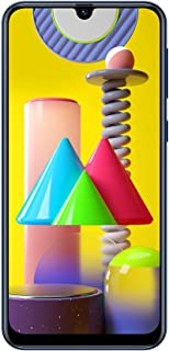 Samsung Galaxy M31 Dual SIM 128GB 6GB RAM 4G LTE (International Version) - Blue