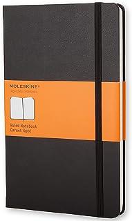 Moleskine Klassiek notitieboek Large, Hardcover, gelinieerd, zwart