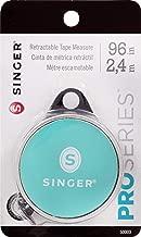 "Singer 50003–Pro Series retráctil Cinta métrica de Bolsillo, 96"""