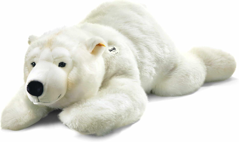 barato en alta calidad Steiff 063060 - Oso polar Arco, Color Color Color blancoo [importado de Alemania]  caliente