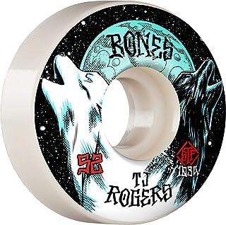 Bones Rogers Howl 103A Slims STF Skateboard Wheels - 52mm