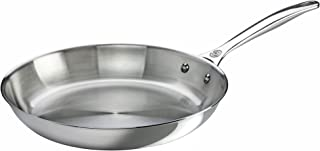 Le Creuset Tri-Ply Stainless Steel Fry Pan, 8-Inch