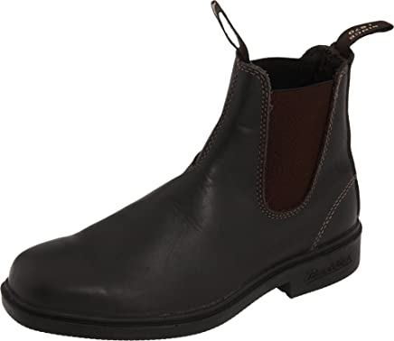 Blundstone Luggage Chisel Toe 062 Chelsea Boots : boots