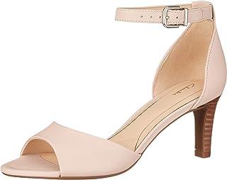 Clarks Women Laureti Grace Leather Fashion Sandals