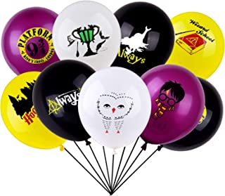 Magical Wizard School Balloons Party Decorations Supplies For Children Birthday Party,40pcs