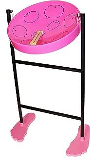 Panyard Steel Drum, Pink (W1067)