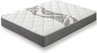 marckonfort Colchón Sleep Plus Viscoelástico 90x190 cm, 16 cm de Altura, Independencia de lechos, Reversible, Firmeza Media, Alta Durabilidad