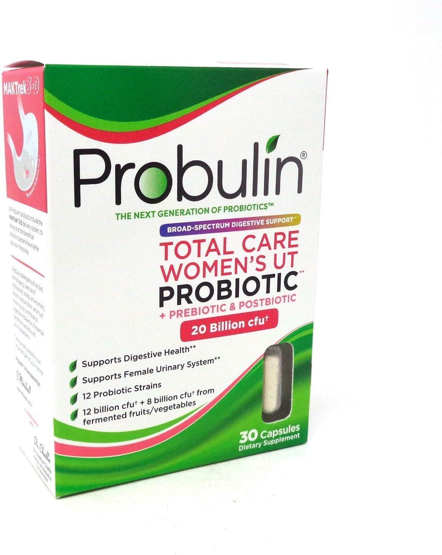 Probulin Finally Popular brand in the world popular brand Total Care Women's 2 Pack UT