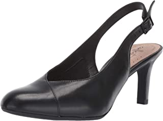 Clarks Women's Dancer Mix Pump
